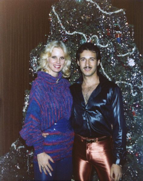 Dorthy Stratten and Paul Snider