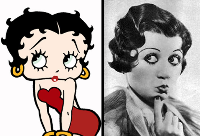 Real Life Betty Boop