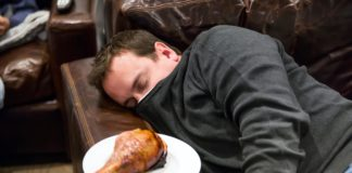 how to beat a food coma