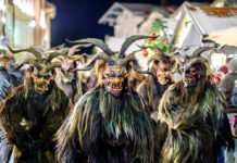 krampus parade